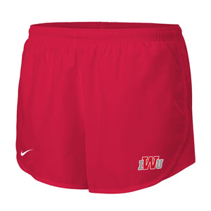 Nike Women's Mod Tempo Short, Red