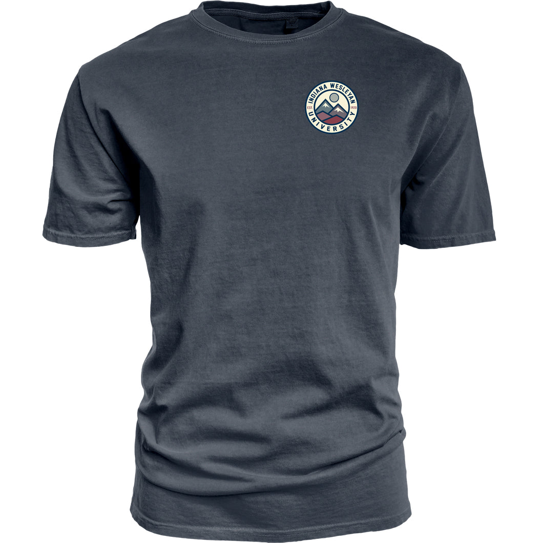 Blue 84 Ring Spun Short Sleeve Tee, Navy
