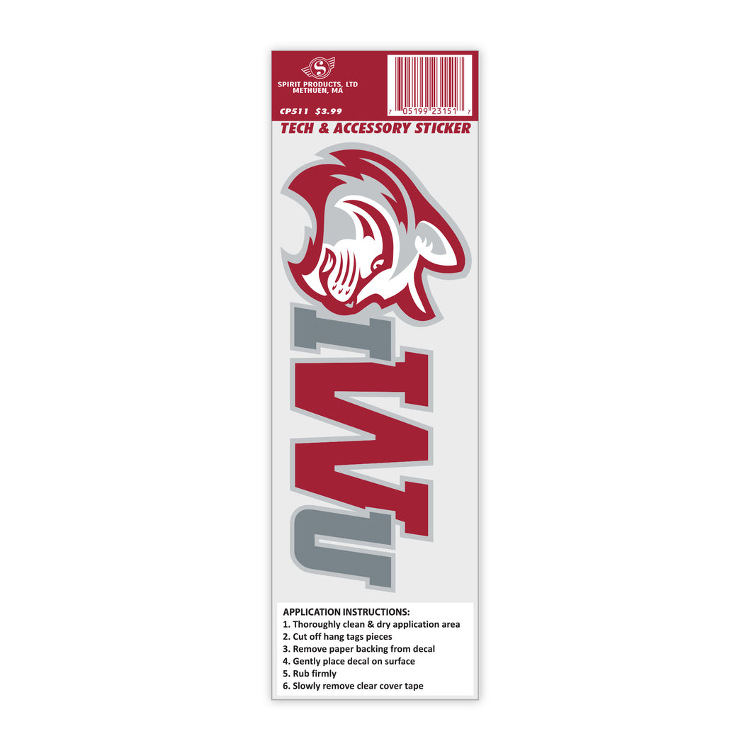 Spirit Tech & Accessory Sticker - Small