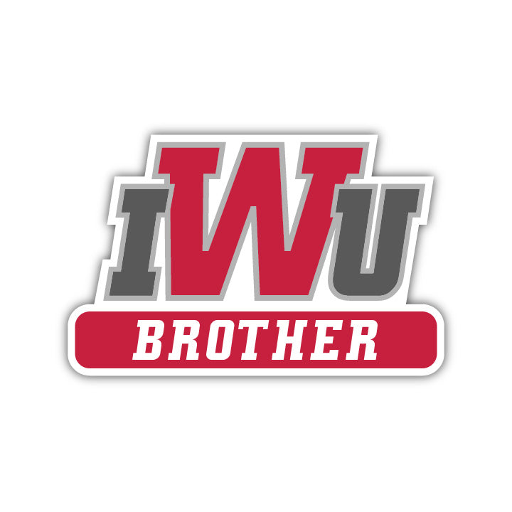 IWU Brother Decal - M31
