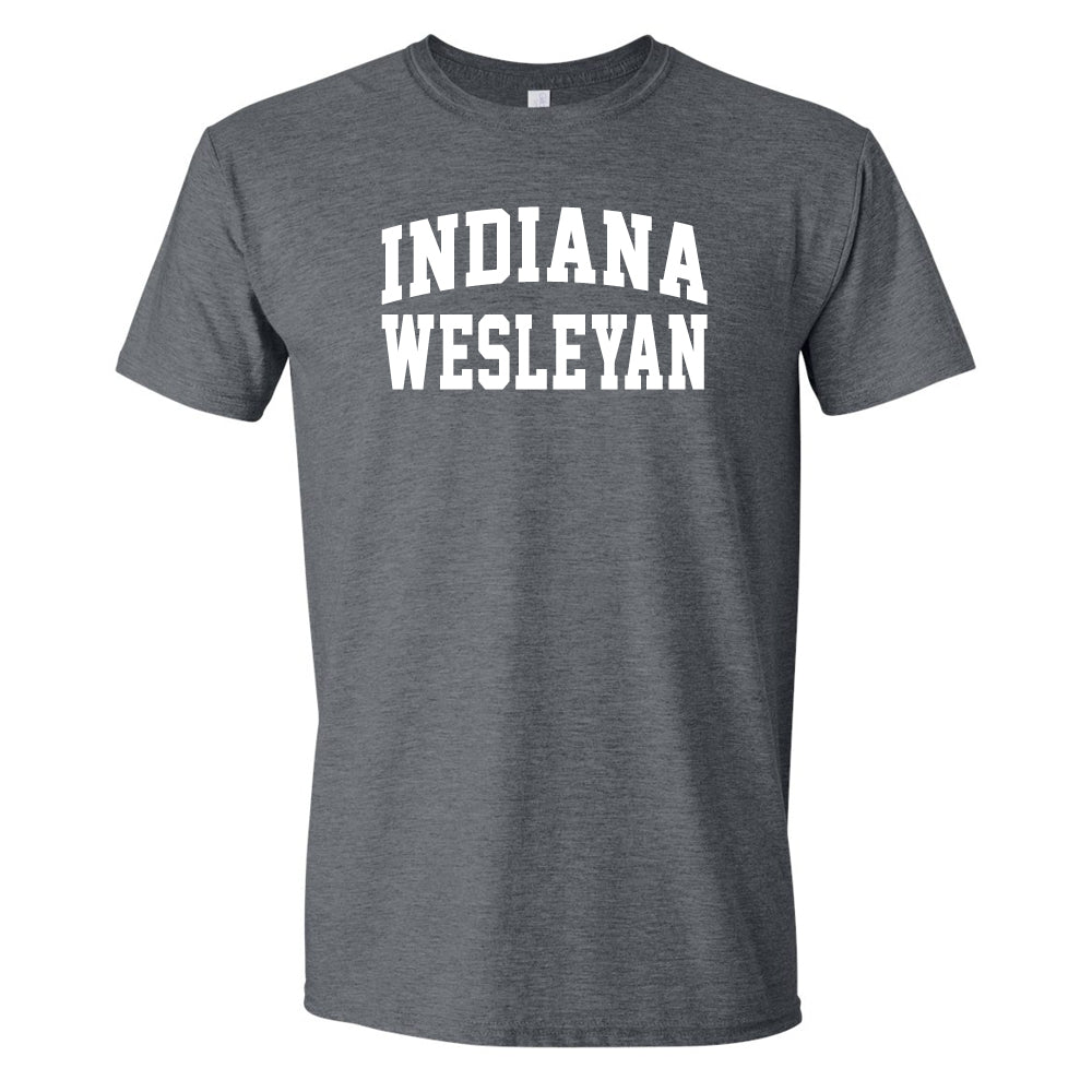 2020 Fall Tee, Dark Grey Heather
