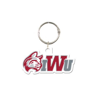 Spirit Quincy Key Tag, Wildcat