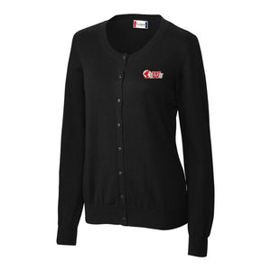 Cutter & Buck N&G Imatra Cardigan, Black