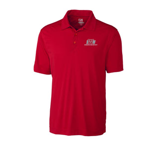 Cutter & Buck, Men's Northgate Polo, Cardinal