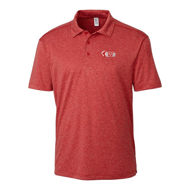Cutter & Buck N&G Charge Active Polo, Red