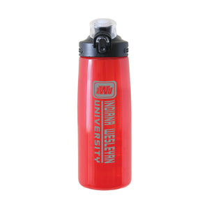 Spirit, Drinkware Vantage Sport Bottle, Red