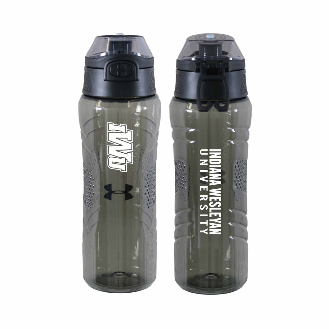 Under Armour Draft Sport Bottle, Charcoal