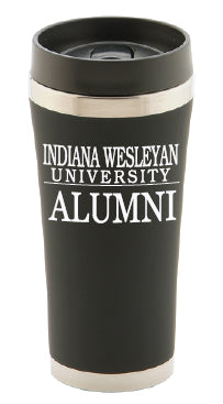 RFSJ JV Alumni Travel Tumbler, Black