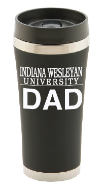 RFSJ JV Dad Travel Tumbler, Black