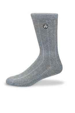 Sky Footwear Socks, Storm Grey