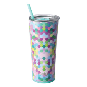 Spirit Swig Print Tumbler, Confetti Party