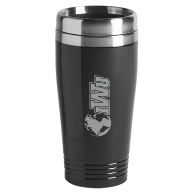 LXG N&G Stainless Steel Travel Mug, Black