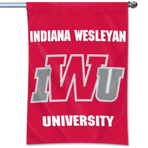 University Blanket & Flag Home Banner