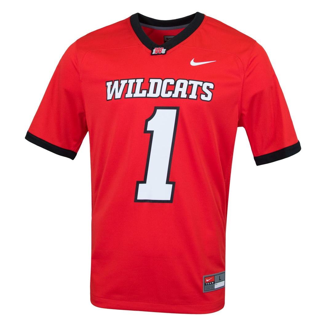 Nike Football Jersey, Red