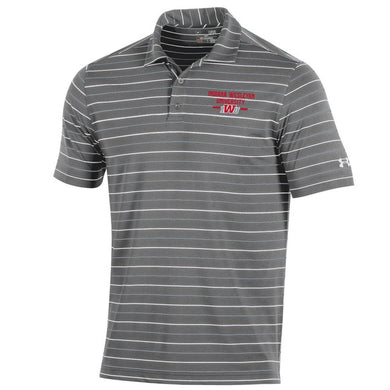 Under Armour Men's Performance Polo, Graphite