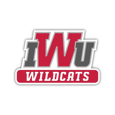 IWU Wildcats Decal - M6