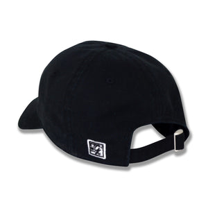 The Game Relaxed Twill Cap, Black