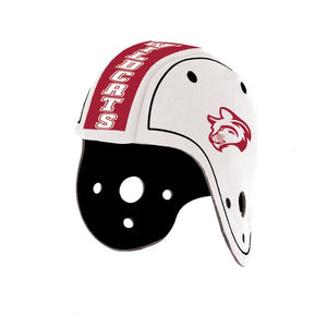 Rally Helmet, White
