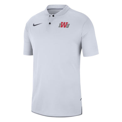 Nike Men's Elite Polo, White