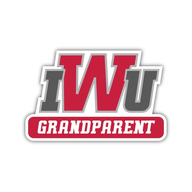 IWU Grandparent Decal - M4