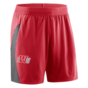 Nike Men's Fly Knit Short, Red