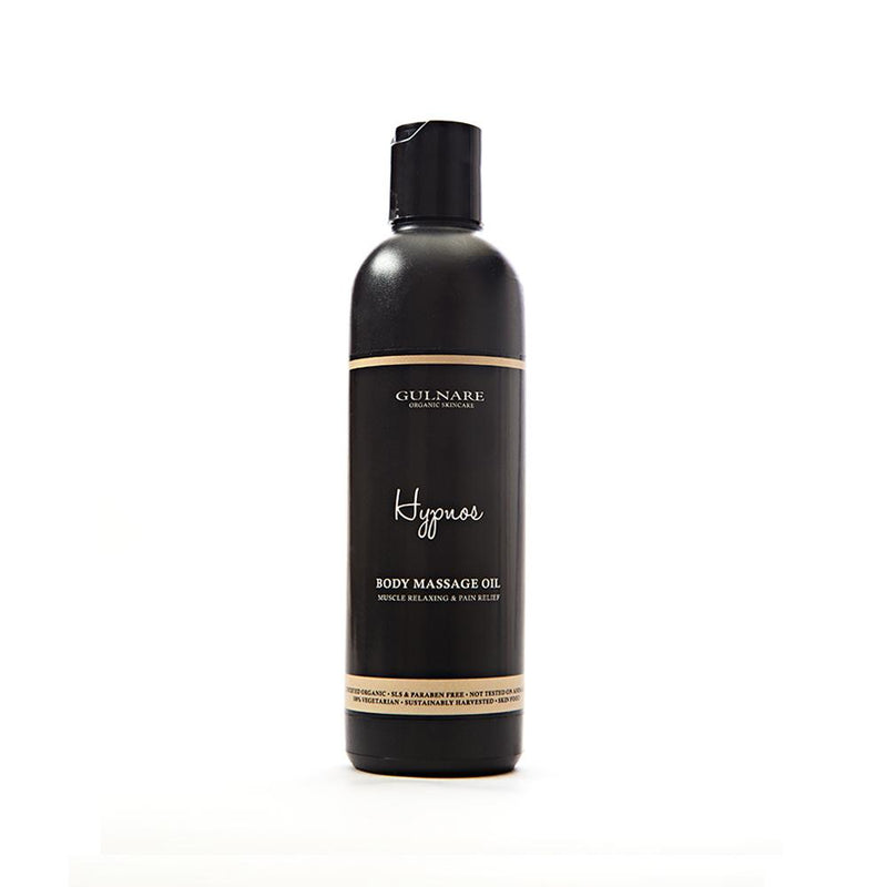 Hypnos Body Massage Oil (for pain relief)