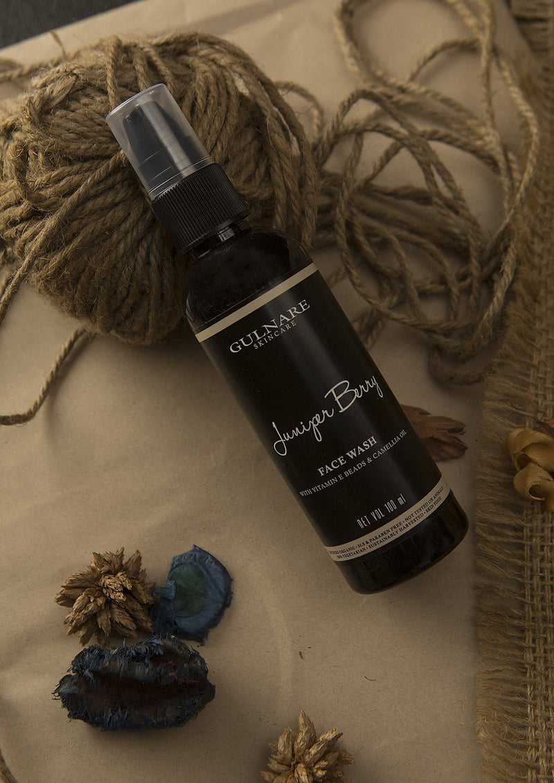 Juniper Berry Face Wash