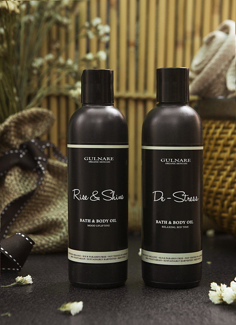 De- Stress Bath & Body Oil