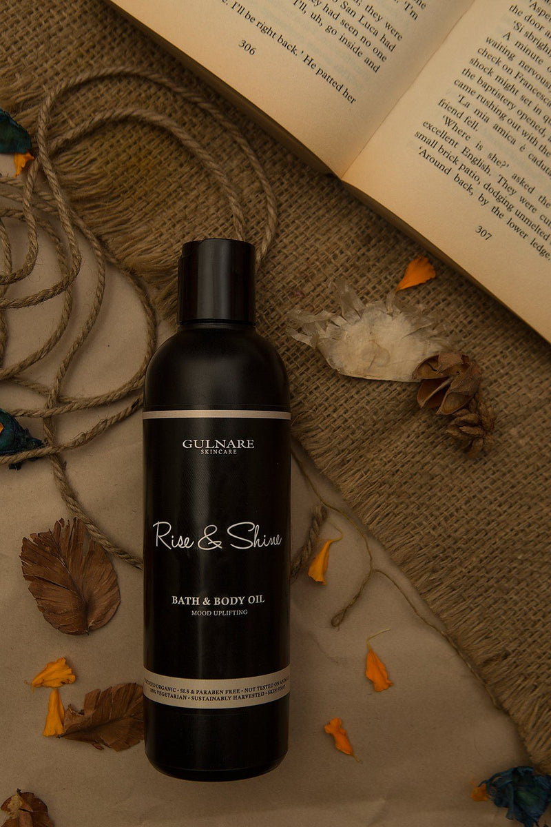 Rise & Shine Bath & Body Oil