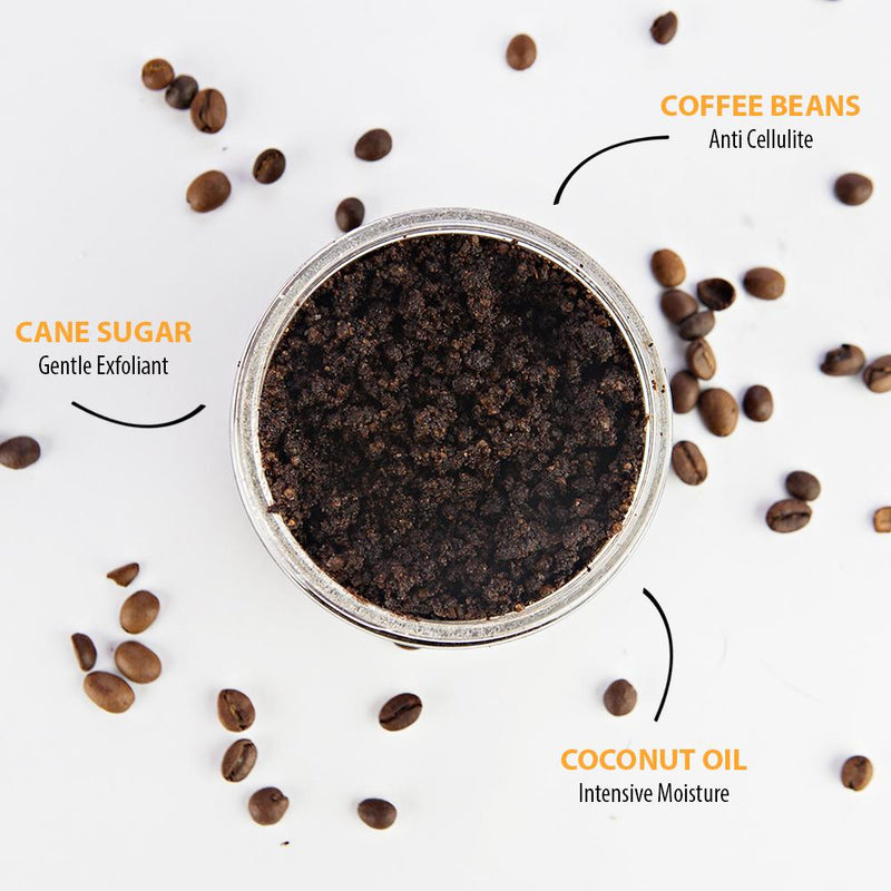 Coffee Caramel Body Scrub