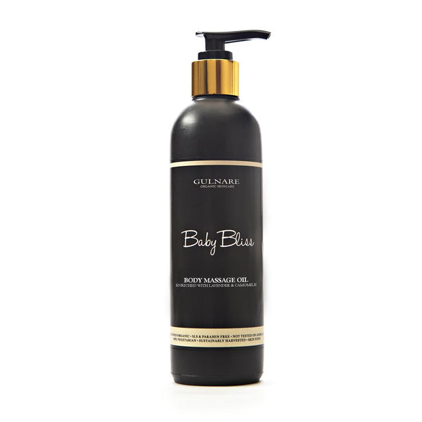 BabyBliss Body Massage Oil