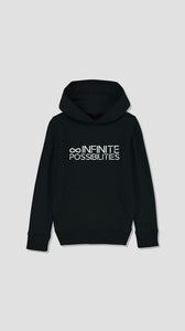 Infinite Possibilities Hoodie Black