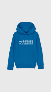 Infinite Possibilities Hoodie Royal Blue