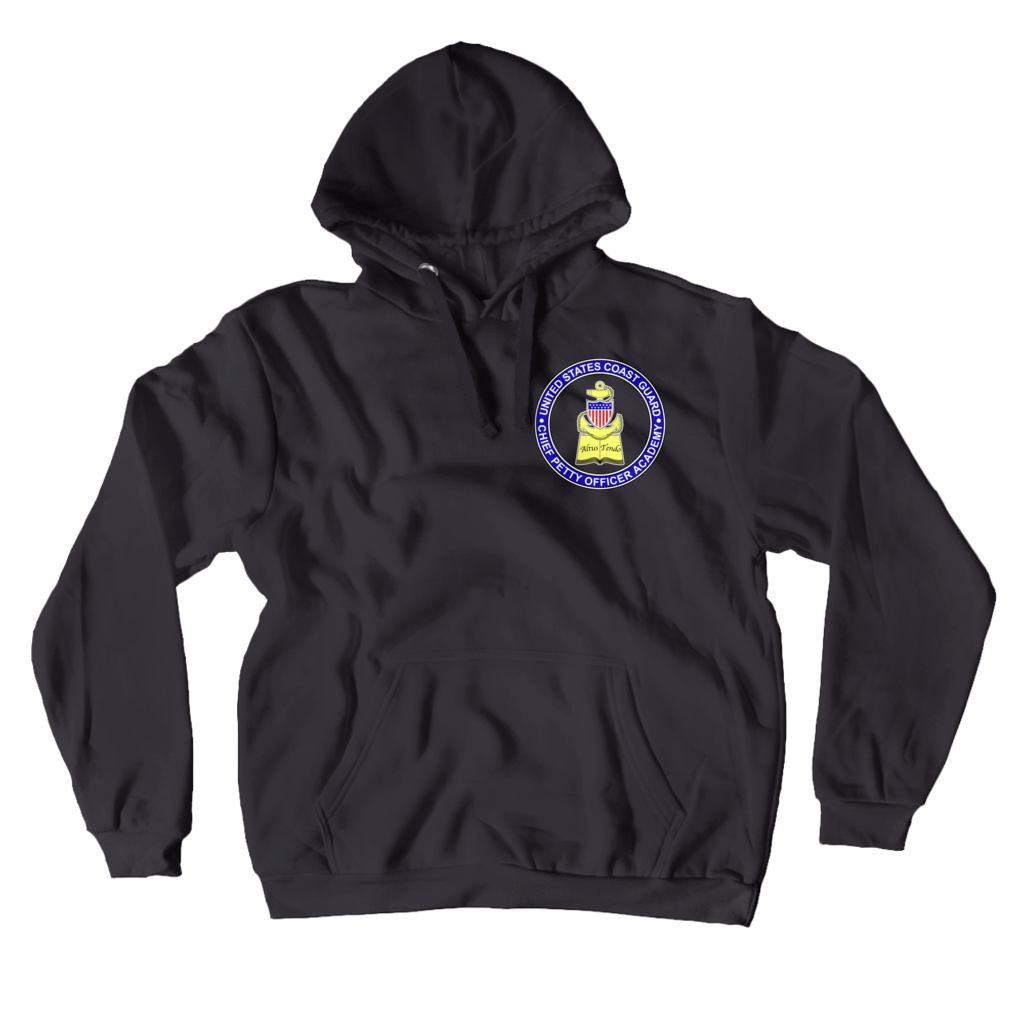 CPOA Class 257 - Dark Colored Hoodie