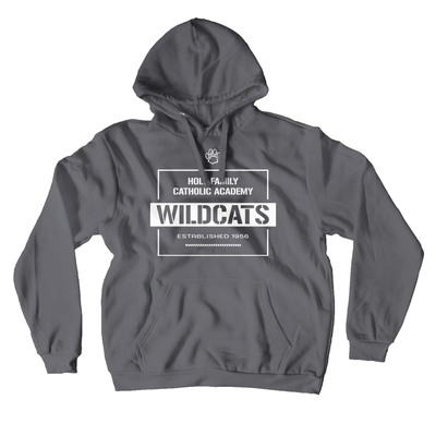 "Holy Family Catholic Academy (HFCA) - ""Warehouse"" - Pull-over Hoodie"