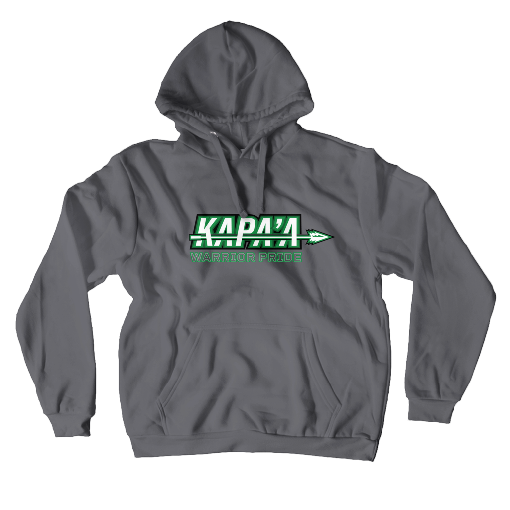 "Kapa'a - ""SPEAR-IT"" - Premium Hoodie"