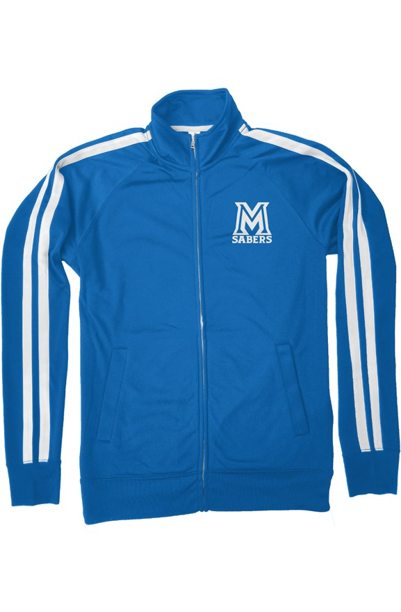 Maui Sabers - Running Jacket - Astro Blue