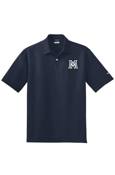 Maui Sabers - Embroidered NIKE Golf Polo - Midnight Navy