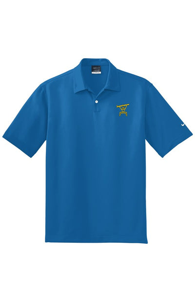 CMSA Pacific - Nike Golf DriFit Polo - Blue