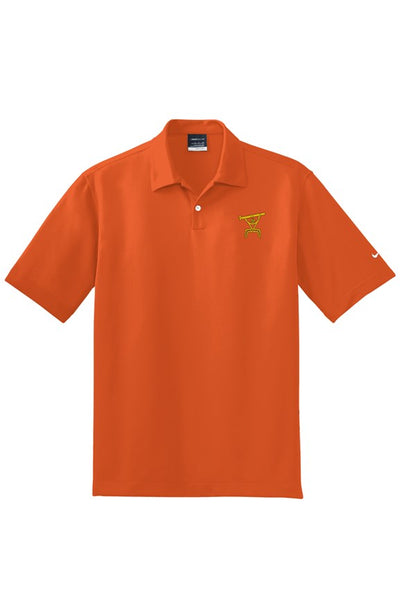 CMSA Pacific - Nike Golf DriFit Polo - Orange