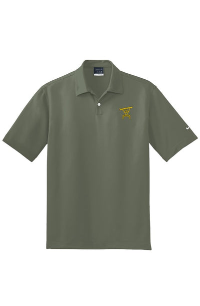 CMSA Pacific - Nike Golf DriFit Polo - Olive Drab