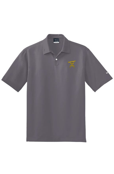 CMSA Pacific - Nike Golf DriFit Polo - Grey