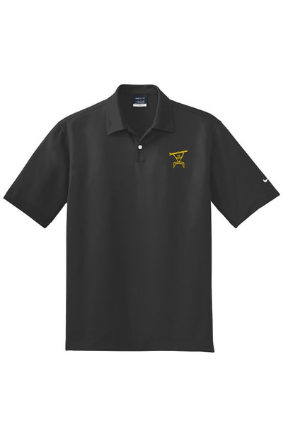 CMSA Pacific - Nike Golf DriFit Polo - Black