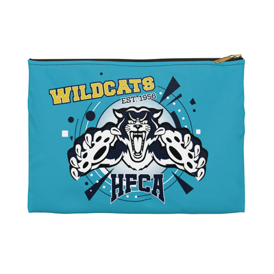 "Holy Family Catholic Academy (HFCA) - ""Wildcat Pride"" - Accessory Pouch"