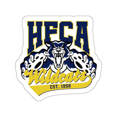 Holy Family Catholic Academy (HFCA) - Kiss-Cut Stickers