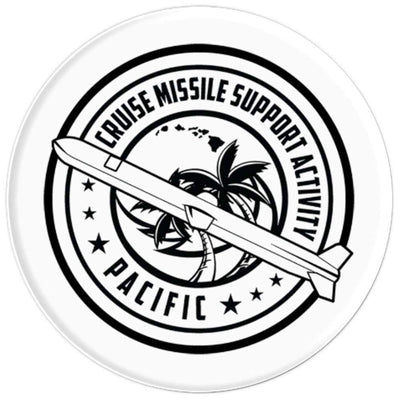 Cruise Missile Support Activity (CMSA) - Pacific PopSockets Grip and Stand for Phones and Tablets