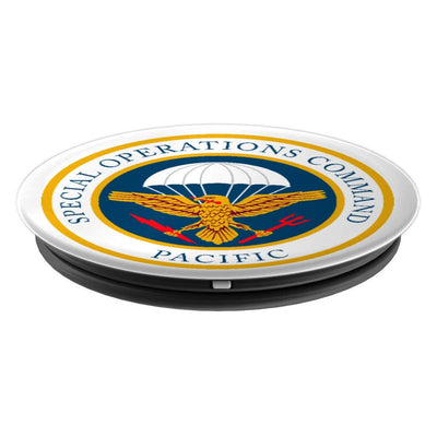 Special Operations Command Pacific (SOCPAC) PopSockets Grip and Stand for Phones and Tablets
