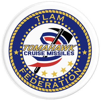 Tomahawk Land Attack Missile (TLAM) Federation - PopSockets Grip and Stand for Phones and Tablets
