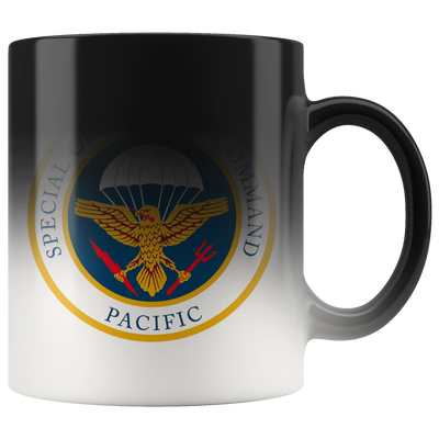 Special Operations Command Pacific (SOCPAC) - 11oz Magic Mug