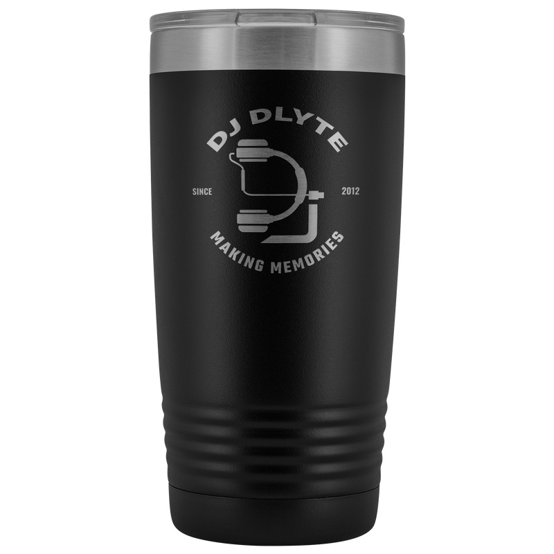 DJ DLYTE - Making Memories - 20 OZ LASER ETCHED VACUUM TUMBLER